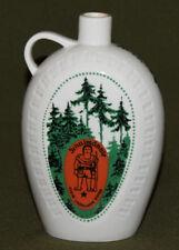 Vintage East German floral porcelain pitcher