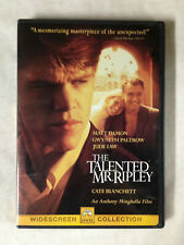 The Talented Mr. Ripley [Dvd] 2000 widescreen collection