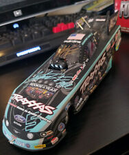 2013 Courtney Force 2012 Rookie of the Year Funny Car 1:24 Autographed 1 of 711