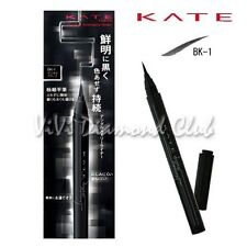 Kanebo KATE BLACK SHOCK Digital Memory Fade Resistant Liquid Eyeliner BK-1 NEW