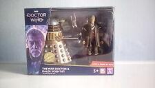 The War Doctor & Dalek Scientist Dr Who Action Figure Set