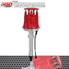 MSD Ignition 85551 Pro-Billet Distributor SB & BB Chevy & Cap IMCA NASCAR U4