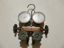 Ritchie Yellow Jacket Test & Charging Manifold, Used, 21-212