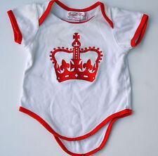 Original Baby Body von Powell Craft Größe 6-12M 68/74 Lxus Baby