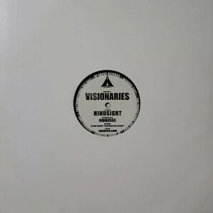 "Visionaries/Writer's Block-Hindsight/4U Promo 12"" Single.2003 Up Above UA 3042."