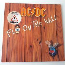 AC/DC - Fly on the Wall - Vinyl LP + Inner Original Europe Press NM
