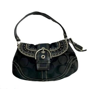 Coach VINTAGE signature hobo bag Limited edition