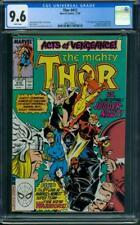 Thor #412 CGC 9.6 WH (1st full app New Warriors)