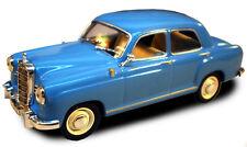"Mercedes-Benz 180 ""Ponton"" Maßstab 1:43 blue by atlas die-cast"