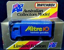 Matchbox Australian Collectors Model MB72 Delivery Truck Nestle Chokito