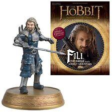 Eaglemoss * Fili * #25 Dwarf Figurine & Magazine Hobbit Lord of the Rings Lotr