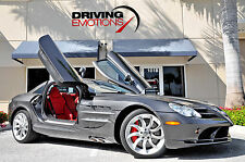 2006 Mercedes-Benz SLR McLaren Base Coupe 2-Door