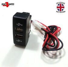 12V/24V Max 3A Sortie Double / Chargeur USB pour Camion Mercedes Actros MP3 Port