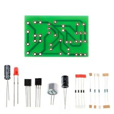 220V DIY Kit Lamp Sound Activated Auto Delay Switch Suite Electronic Bulb