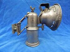 LAMPE CARBURE / Carbide lamp - HERM RIEMANN'S FAVORIT - PAS COURANT / Not common