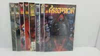 Ascension Collection, #4, 6, 10, 11, 14, 16-18, NM