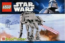 LEGO Star Wars Brickmaster 20018 AT-AT Imperial Walker Instruction Manual : Book