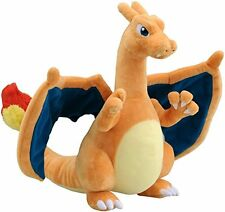 Pokemon Best Wishes Charizard 10-Inch Takara Tomy Plush Doll