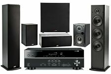 Yamaha 5.1-Channel Wireless Bluetooth 4K 3D A/V Surround Sound Multimedia Home T