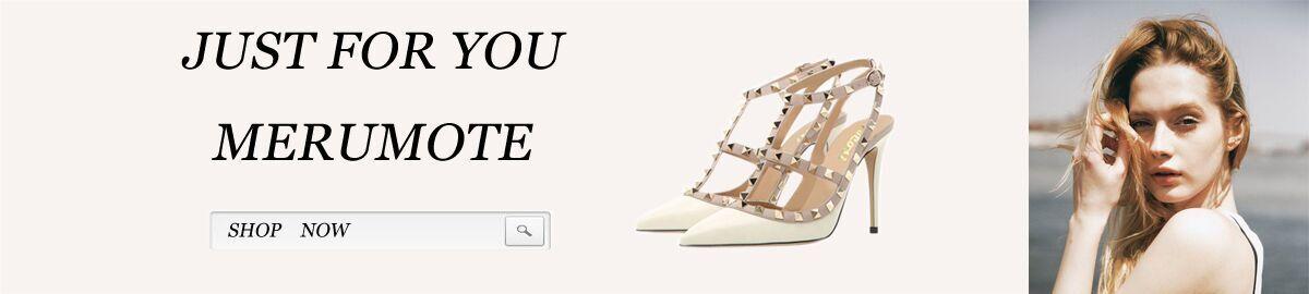 merumote heels