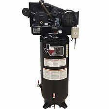 5-Hp Two-Stage Air Compressor with Magnetic Starter 60-Gallon - On Sale!