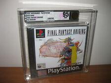 Final Fantasy Origins VGA 95 - PAL-UK Sony Playstation 1 PSX VI VII Sealed New