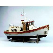 Dumas Lord Nelson Victory Tug 1:16 Scale Wooden Model Boat Kit