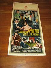 locandina,1960,Venere in visone,BUtterfield 8,Daniel Mann,Elizabeth Taylor,Field
