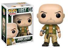 Funko Pop! John Locke 417 - Lost - Television - NEW !!! IN MAGAZZINO