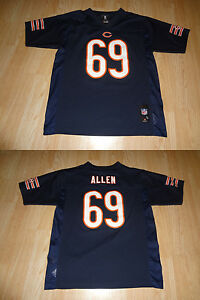 Youth Chicago Bears Jared Allen L (14/16) NFL Team Apparel Jersey