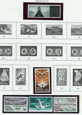 Kenya Uganda And Tanzania Selection Of Mint Never Hinged Stamps As Shown