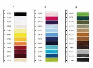 Mettler Seraflex Stretch Elasticated Sewing Thread 130m Sportswear Lingerie