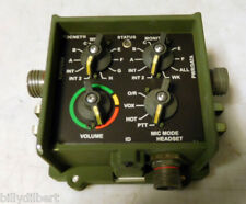 Military Radio Vehicle Sanmina TOCNET Intercom Interface  Intercom system