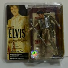 McFarlane Toys 1956 Elvis Presley The Year in Gold Action Figure SEALED