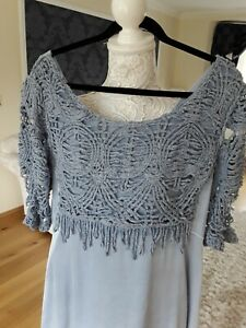 Elisa Cavaletti Dress Size XL bubble Dress by Daniela Dallavalle made in Italy