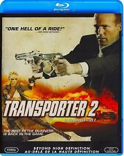 THE TRANSPORTER 2 (JASON STATHAM) *NEW BLU-RAY*
