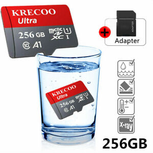 Neue 64-128-256GB Micro-Speicherkarte Class10 Flash TF für Telefon-Tablet-Kamera