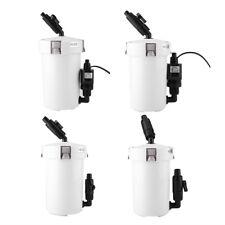 Aquarium Fish Tank Canister Filter With Pump Purifier Sponge External Bucket NEW