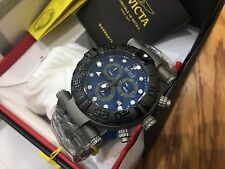 23153 Invicta Reserve Subaqua Noma I Ltd Ed Swiss Quartz Titanium Bracelet Watch