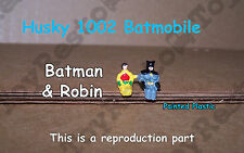 Husky/Corgi Jr 69/1002 Batmobile Batman and Robin - Painted Restoration Part