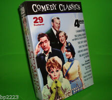 COMEDY CLASSICS 4-DVD Set I Married Joan, The Lucy Show, The Admiral Was A Lady