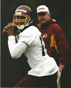 Washington Redskins Jason Campbell Unsigned 8x10 Photo
