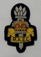 RAEC Beret Badge, Royal Army Educational Corps, Military, Headwear, Embroidered