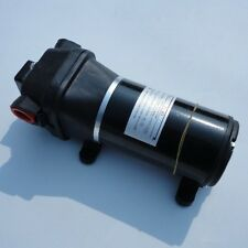 High Pressure Water Pump 12 V DC 40 PSI 4.5 GPM. Fittings Replace Flojet Quality