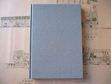 JAPAN HARD COVER NOTEBOOK PLAIN LARGE BLUE DOT VINTAGE JOURNAL DIARY GIFT