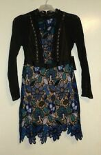 Venus Floral Lace Detail Dress Size UK 10 LF082 DD 24