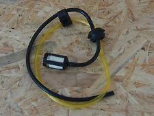 Benzinschlauch gelb , Schwarz mit Kraftstofffilter , RC 85236