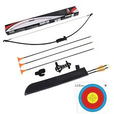 New listing 36.5'' Split Bow and Arrow Set for Children/Youth Archery Bow Shooting Practice