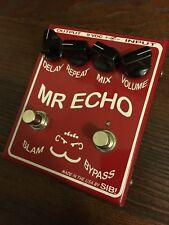 SIB! MR ECHO Guitar Effect Pedal Made in USA