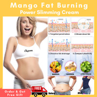 Mango Ginger Anti Fat Slimming Cream Body Cellulite Burning Slim Gel Weight Loss